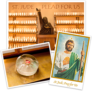 About St. Jude Patron Saint of Hopeless Causes